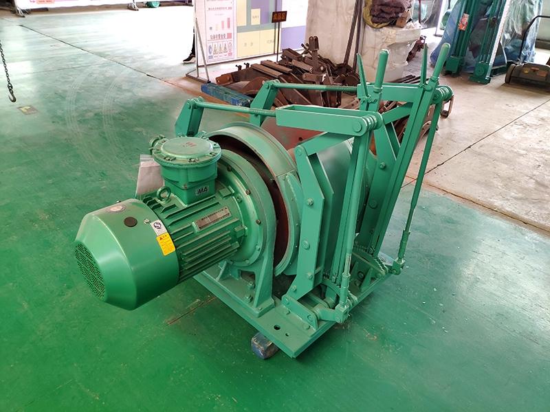 JD-1.6调度绞车